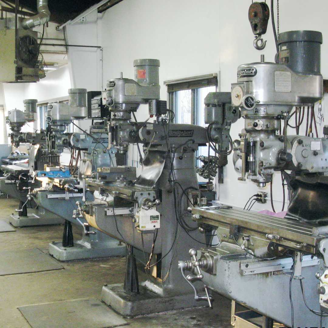 Bold Machine Works - Shop Photo